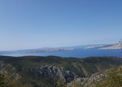 Croazia - veduta da Senj