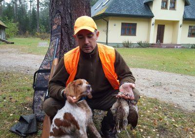 Estonia Beccacce - alla casa di caccia