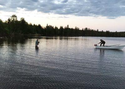 Pesca Svezia - ambienti