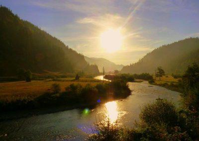Romania Fiume in Transilvania